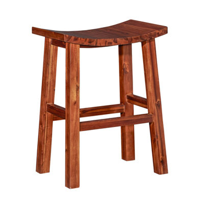 Dale Saddle Bar Stool
