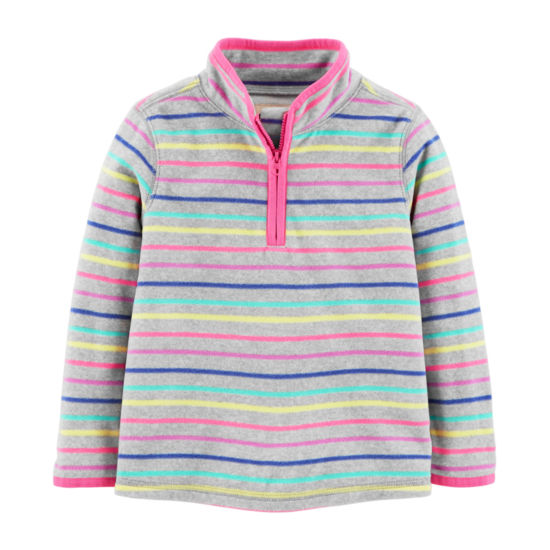 Oshkosh Long Sleeve T-Shirt-Toddler Girls