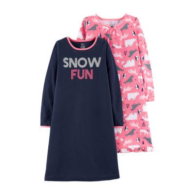 Carter's Girls Knit Nightgown