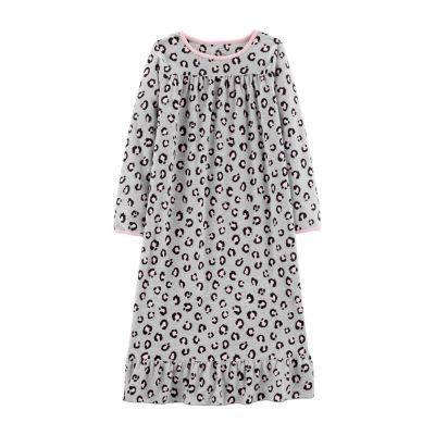 Carter's Long Sleeve Night Gown - Preschool Girls