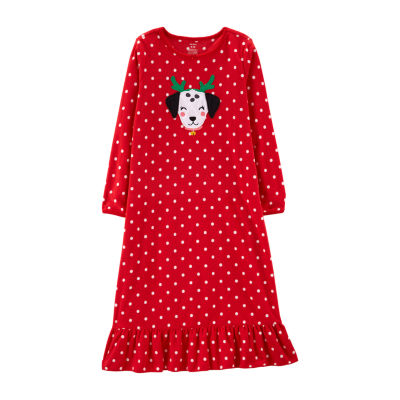 Carter's Long Sleeve Night Gown - Preschool Girls