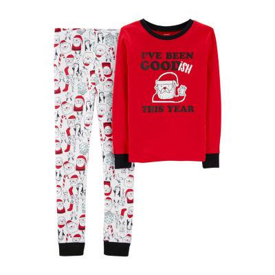 Carter's 2-Pc. Pajama Set Girls - Preschool Girls
