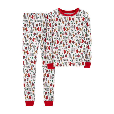 Carter's 2-Pc. Pajama Pant Set - Preschool Girls