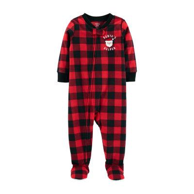Carter's Holiday One Piece Pajama - Toddler Boys