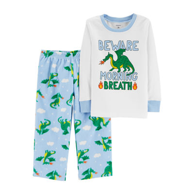 Carter's 2-pc. Pant Pajama Set - Toddler Boys