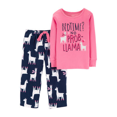 Carter's 2-Pc. Pajama Set - Toddler Girls