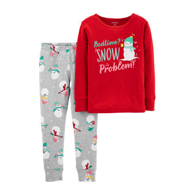 Carter's 2-pc. Pant Pajama Set Girls - Toddler