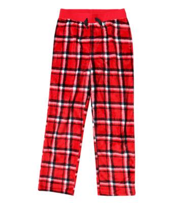Arizona Fleece Flannel Pajama Pants Regular -Big Kid Boys