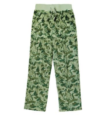 Arizona Fleece Pant Flannel Pajama Pants Regular -Big Kid Boys