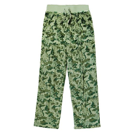 3e25003b96df Arizona Boys Arizona Fleece Pant Regular Flannel Pajama Pants Big Kid Boys  JCPenney