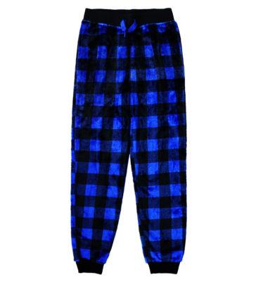 Arizona Fleece Jogger Pajama Pants-Big Kid Boys Husky