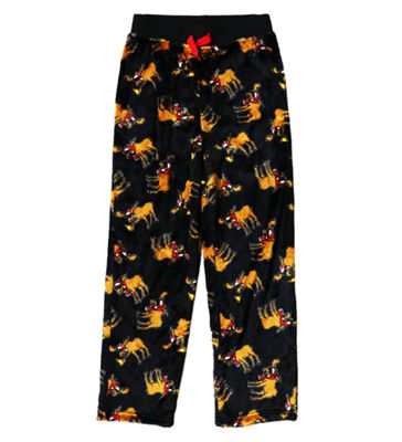 Arizona Fleece Pajama Pants-Big Kid Boys-Husky