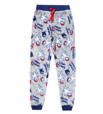 Arizona Boys Fleece Jogger - Pajama Pants-Big Kid Boys