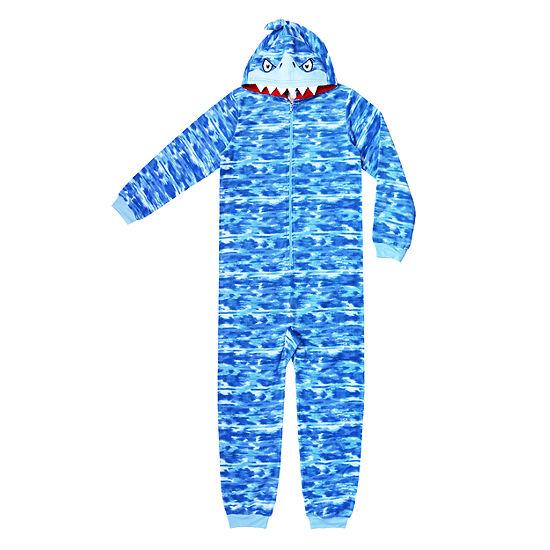 c9caaa47f Arizona Character Blanket Sleeper-Big Kid Boys Husky - JCPenney
