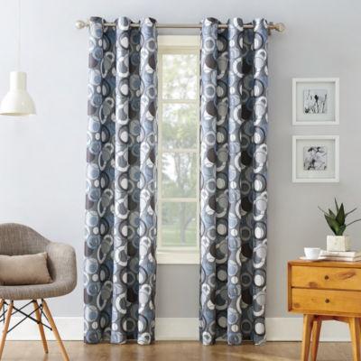 No. 918 Juno Grommet-Top Curtain Panel