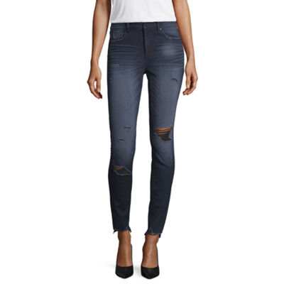 Tyte Jeans Womens Mid Rise Skinny Fit Jean - Juniors