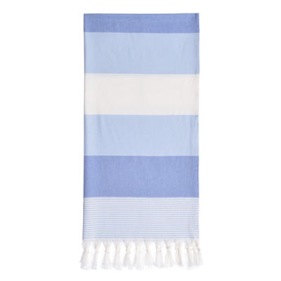 Linum Home Textiles Sea Waves 40x75 Beach Towel