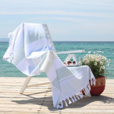 Linum Home Textiles Summer Loving 36x65 Beach Towel