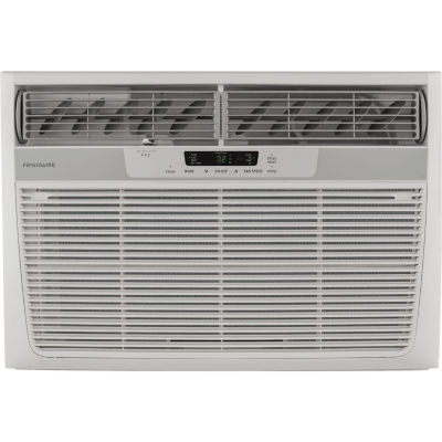 Frigidaire 18500 BTU 230V Median Slide-Out ChassisAir Conditioner with 16000 BTU Supplemental HeatCapability