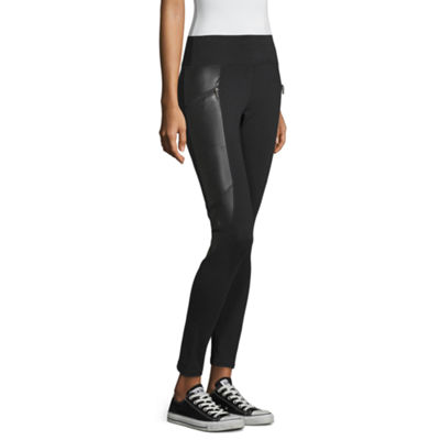 Xersion Side Zip Street Leggings
