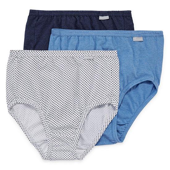 Jockey Elance® Cotton Knit Brief Panty 1484