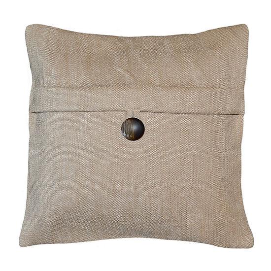 Ewing Square Throw Pillow