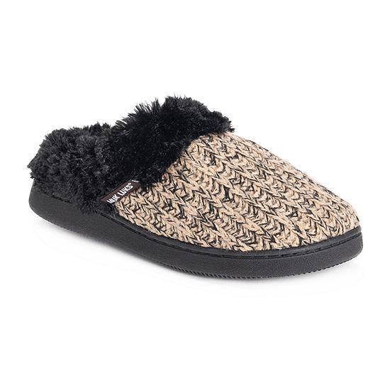 Muk Luks Womens Clog Slippers