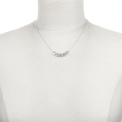 Bijoux Bar 16 Inch Chain Necklace