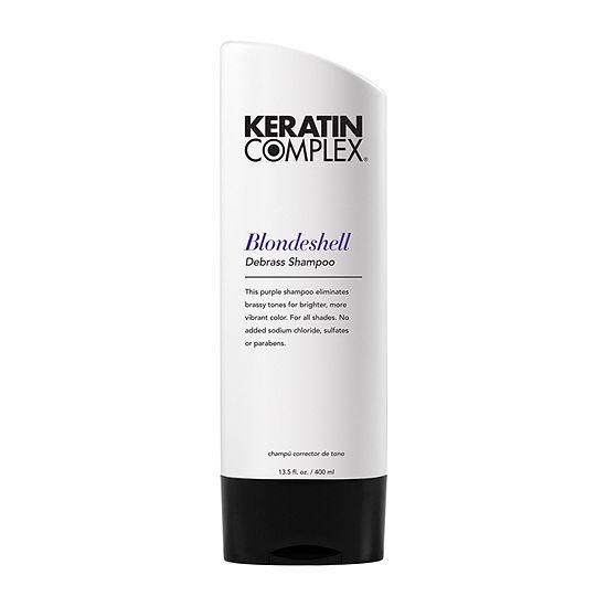 Keratin Complex Blondeshell Debrass Shampoo - 13.5 oz.