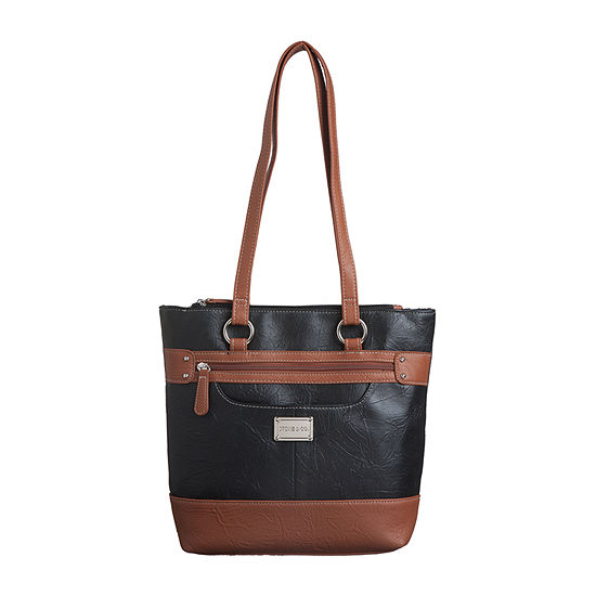 Stone And Co Nancy Vinyl Tote Bag
