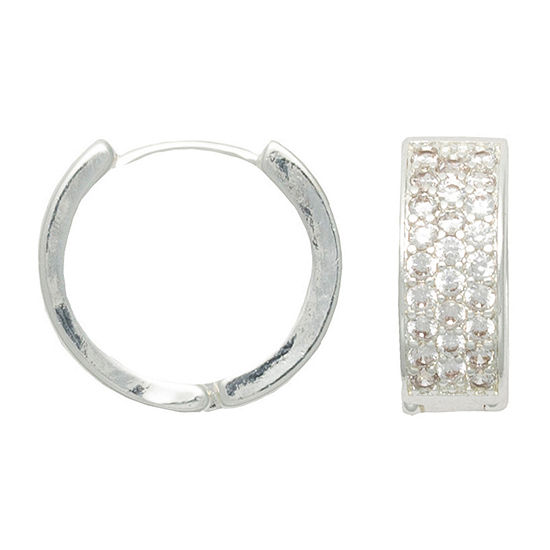 Mixit Hypoallergenic Hoop Earrings