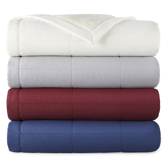 JCPenney Home Down Alternative with CoolMax Technology Blanket