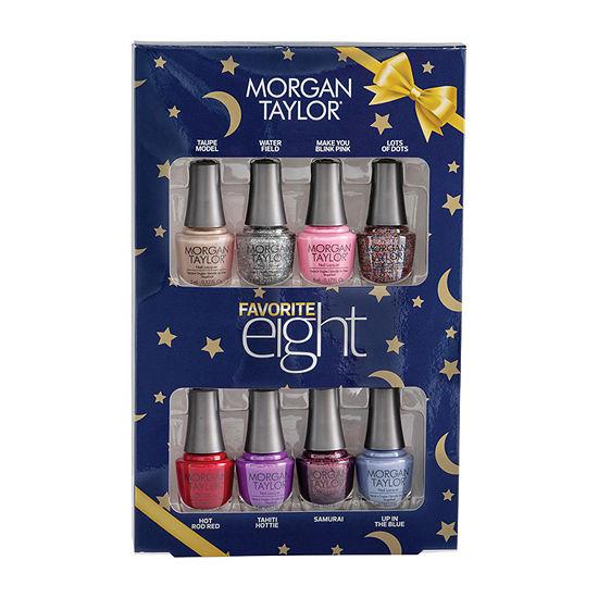Morgan Taylor Champagne And Moonbeams Collection 8-pc. Nail Polish