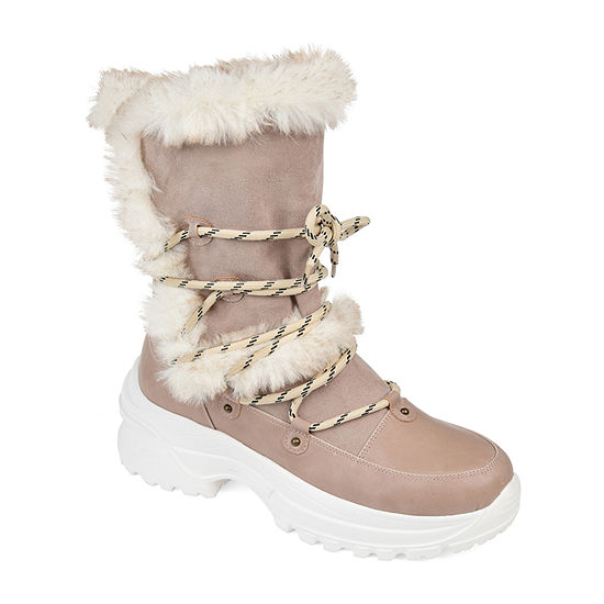 Journee Collection Womens Polar Winter Boots