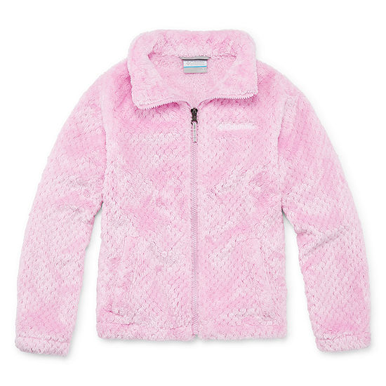 Columbia Little & Big Girls Fleece Lightweight Jacket
