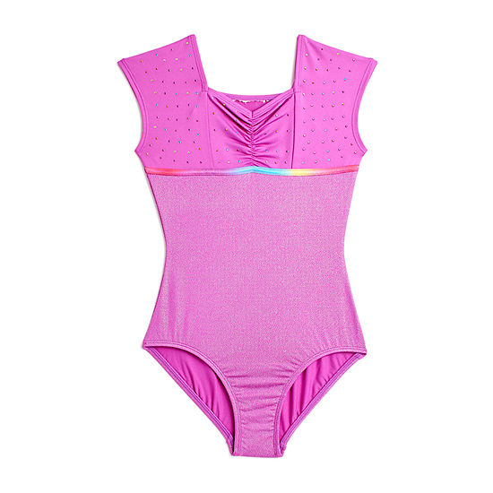 Jojo Siwa By Danskin Sleeveless Leotard - Big Kid