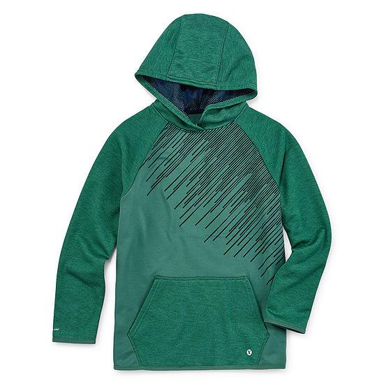 Xersion Performance Fleece Boys Raglan Sleeve Hoodie - Preschool / Big Kid