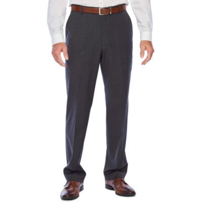 Stafford Super Suit Classic Fit Stretch Suit Pants