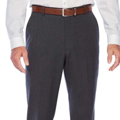 Stafford Super Suit Classic Fit Stretch Suit Pants