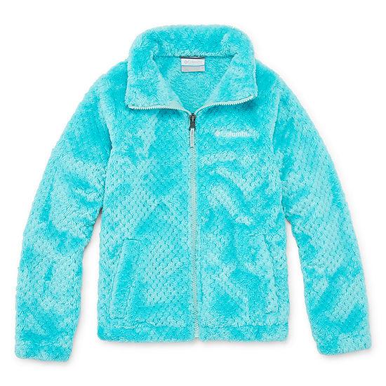 Columbia Girls Fleece Lightweight Jacket Preschool / Big Kid