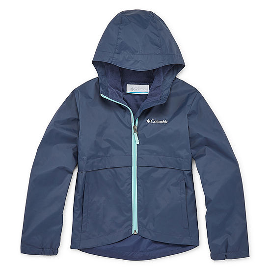 Columbia Girls Lightweight Raincoat Preschool / Big Kid