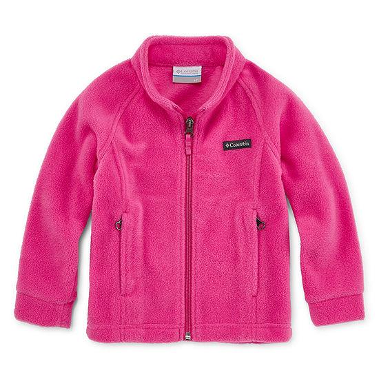 Columbia Toddler Girls Fleece Midweight Jacket