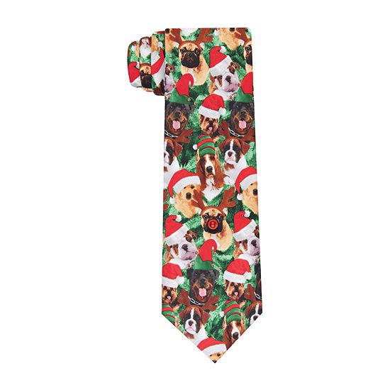 North Pole Trading Co. Tie