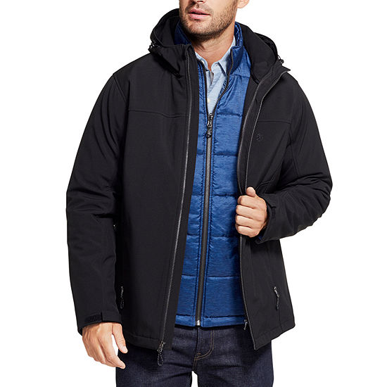 IZOD Heavyweight Softshell Jacket Big and Tall