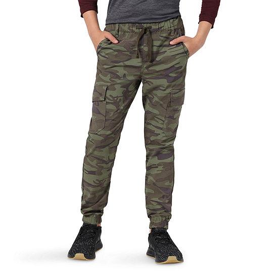 Wrangler (Atg) All Terrain Gear Big Kid Boys Stretch Jogger Pants