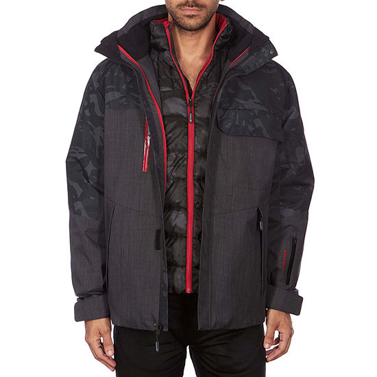 Avalanche Twill Heavyweight 3-In-1 System Jacket