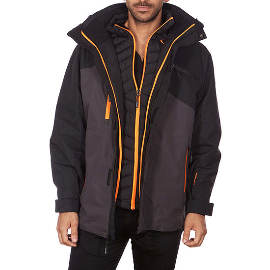 Avalanche Slubbed Heavyweight 3-In-1 System Jacket