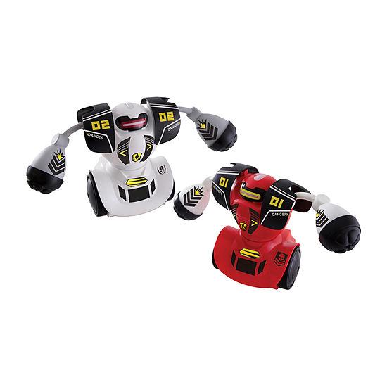 The Black Series™ Battle Boxing Robots
