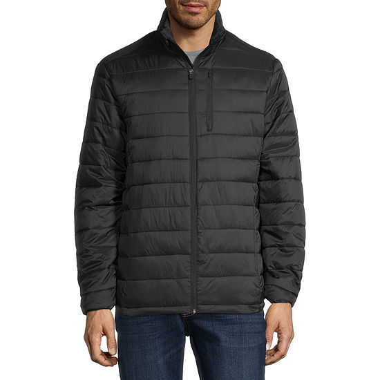 St. John's Bay Water Resistant Lightweight Puffer Jacket