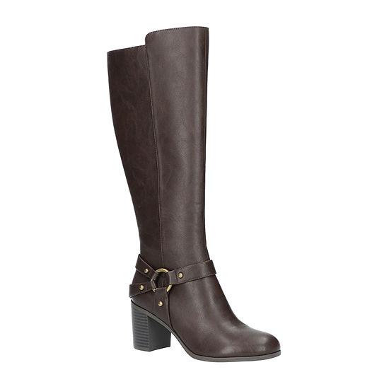 Easy Street Womens Franconia Riding Boots